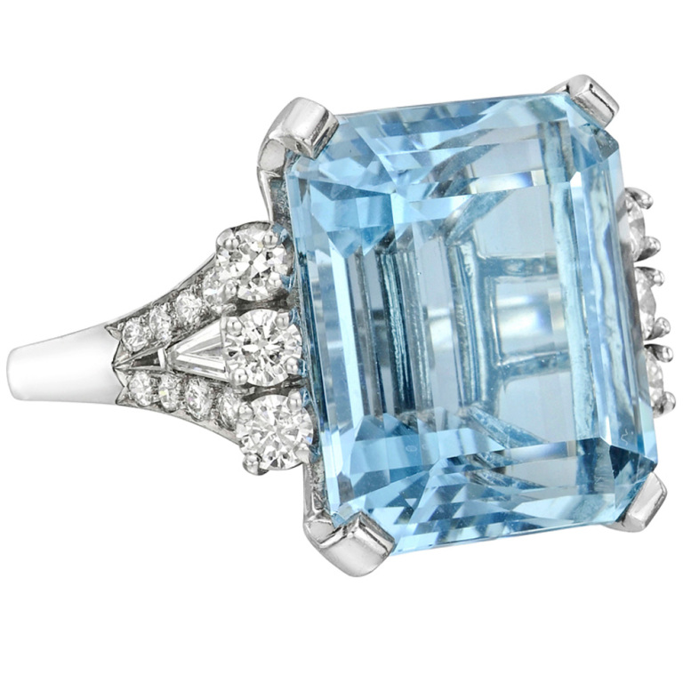 Aquamarine: the Calming Blue | American Gem Society Blog