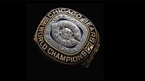 Super Bowl XX - Chicago Bears