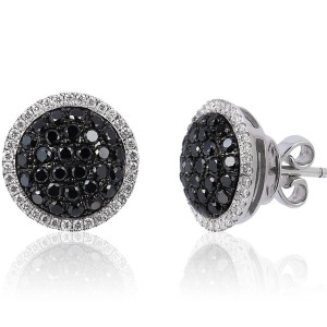 Earrings by LeVian.