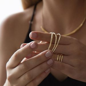 Gold jewelry image from Tapper's Jewelry