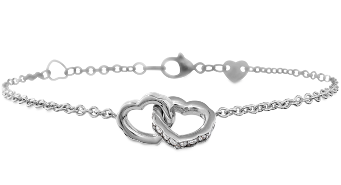 Lorelei-Interlocking-Diamond-Heart-Bracelet-1