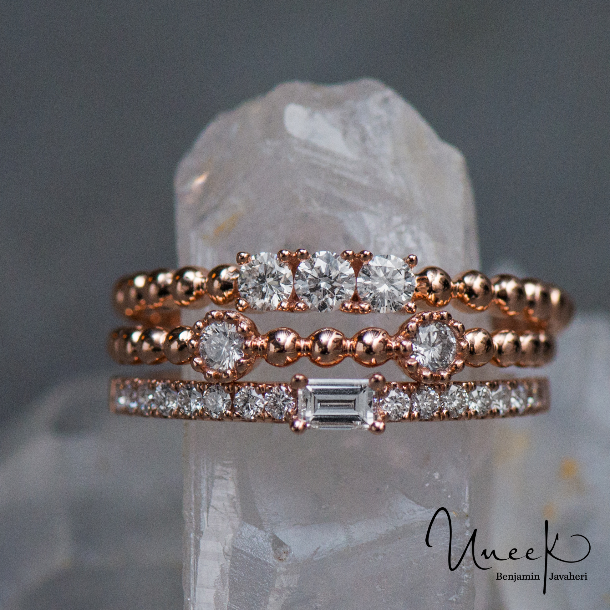 How to Rock Stackable Rings Like A Pro | American Gem Society Blog