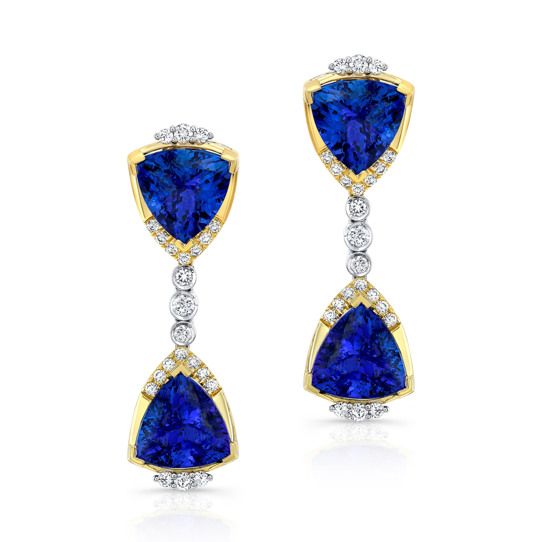 specifications omi gems tanzanite gemstones